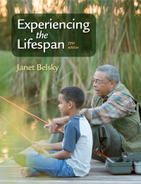 Belsky, J. (2019). Experiencing the lifespan (5th ed.). New York: Worth Publishers. ISBN: 9781319107017